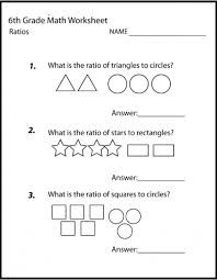 free 6th grade math worksheets archives printable office
