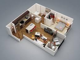house plan 1 bedroom apartment house plans house designs plans