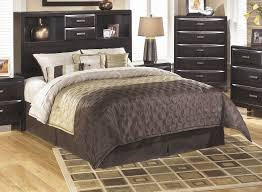 Solid Wood King Headboard by Bedroom Decorative King Size Transitional Varnished Solid Wood