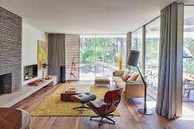 Eames Lounge Chair In Room Eames Chair Living Room Home