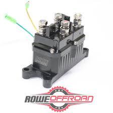 atv utv winch 12v solenoid relay contactor switch warn wiring
