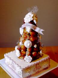 croquembouche anniversary cake cakecentral com