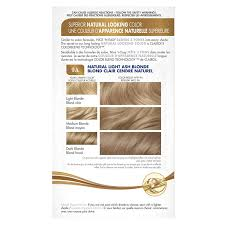 amazon com clairol nice u0027n easy 9a 102 natural light ash blonde