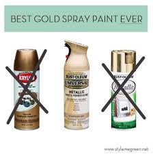 gold spray paint ikea best gold spray paint gold spraypaint