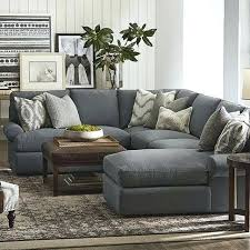Gray Microfiber Sectional Sofa Fascinating Gray Sectional Couches Fancy Gray Sectional