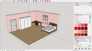 sketchup room youtube