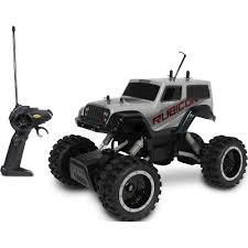 truck jeep wrangler nkok mean machines rock crawler jeep wrangler rubicon rc monster