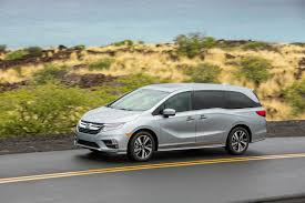 2018 honda odyssey is all about a happy family the drive