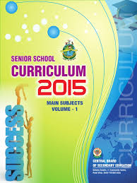 2015 senior curriculum volume 1 curriculum university and