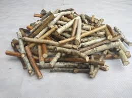 100 small birch wood sticks birch sticks wood decor vase filler