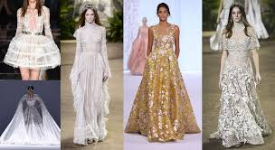 wedding dress inspiration wedding dress inspiration from the couture catwalks in bag