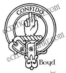 boyd clan tattoos what do they scottish clan