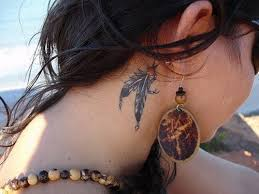 small girly infinity feather tattoos design tattoo design ideas