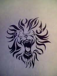 tribal leo tattoo by rockstar sixx on deviantart