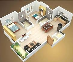 2 4 bedroom house plans two bedroom house plan tarowing