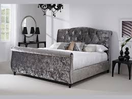 Tufted Bed With Storage Bedroom Low Profile Headboard For Elegant Your Bed Design Ideas
