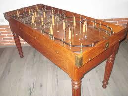 collection de jeux anciens toupie hollandaise wood vintage