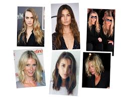 hair styles for air drying air dried hair don t care hairstyles beauty o fashion