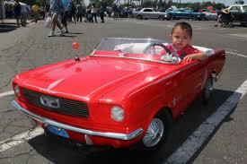 toddler mustang car a mini mustang for or loving adults