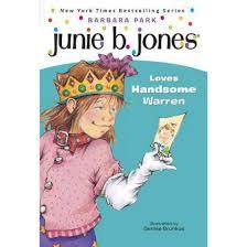 junie b jones handsome warren junie b jones paperback