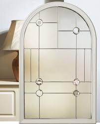 trieste simple cheap decourative door glass fixed and repaired