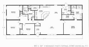best floor plan floor plans for homes contemporary 4 bedroom mobile home floor