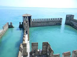 Garda Memes - the sinking castle of lake garda italy imgur