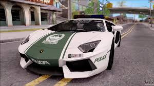 police lamborghini veneno cars for replacement police sf for gta san andreas