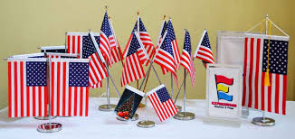table top flag stands desk flags counter flags custom printed 24 formats