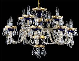 Bohemian Glass Chandelier Maria Theresa Crystal Chandelier Brass U0026 Strass Chandeliers