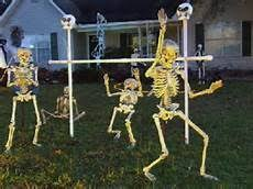 15 ideas about halloween skeleton decorations skeleton
