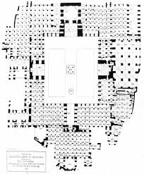 floor plan of a mosque cordoba mosque plan google søgning project memory pinterest