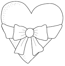 coloring pages heart coloring pages love kids flower