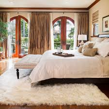 Imitation Sheepskin Rugs Faux Sheepskin Rug Bedroom Contemporary With Bedroom Bench Bedroom
