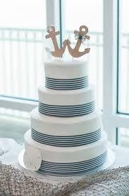 nautical themed wedding cakes nautical themed wedding at st pete themed wedding cakes