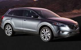 refreshed 2013 mazda cx 9 crossover priced at 30 580 u s spec