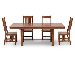 2 Dining Room Chairs Mission Ii Dining Table Furniture Row