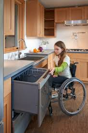 universal design drives fabcab s non drab prefab techome builder dishwasher drawers allow for ease of loading and unloading