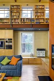 burlington storage bench seat living room contemporary with denim