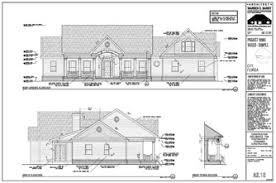 floor plan and elevation drawings permit drawings exterior elevations florida architect