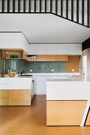 Mid Century Kitchen Cabinets Nest Architects Rosanna Melbourne Mid Century Modern Renovation