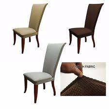 Dining Room Chair Slip Covers by Dining Room Chair Slipcovers Ebay