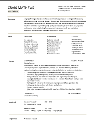 Civil Engineering Sample Resume 100 Resume Examples Civil Engineering Best Ideas Of Army