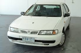 nissan pulsar nissan pulsar et turbo for sale graysonline