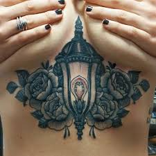 sternum tattoo pain tattoo collections
