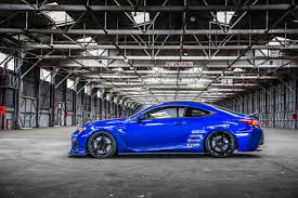 lexus rcf widebody tuned lexus rc f sema side forcegt com