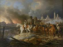 siege napoleon of russia