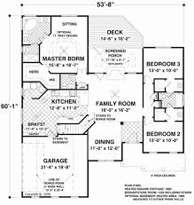 colonial style house plans 1800 square foot house plans best of colonial style house plan 3