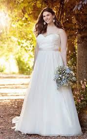 Wedding Dresses Ball Gown Plus Size Ball Gown Wedding Dresses Essense Of Australia