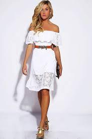white summer dress white lace summer dress oasis fashion